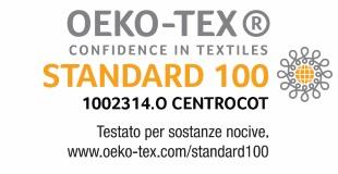 Certificato Fiducia nel tessile
